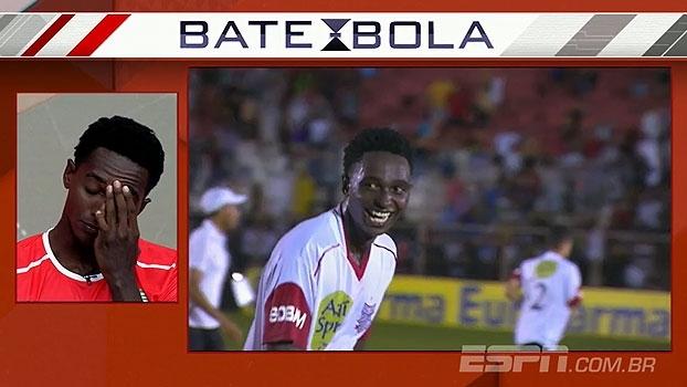 Decepcionado, técnico do Paulista participa do Bate Bola na Veia e pede: 'Heltton merece segunda chance'
