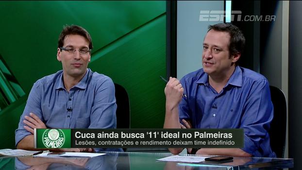 Gian Oddi elogia exibição do Palmeiras contra o Sport e escala 11 ideal do Palmeiras
