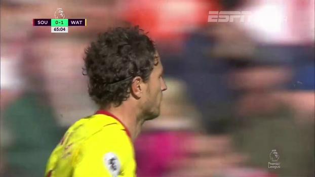 Watford vence Southampton e entra no G-4 da Premier League