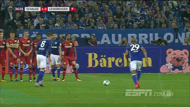 Veja os melhores momentos de Schalke 1 x 1 Bayer Leverkusen