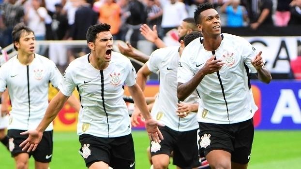 Veja os gols do empate em 1 a 1 entre Corinthians e São Paulo