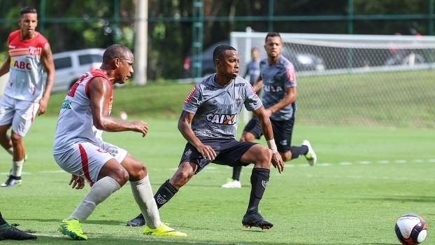 Atlético-MG vence primeiro teste da temporada contra Guarani de Divinópolis