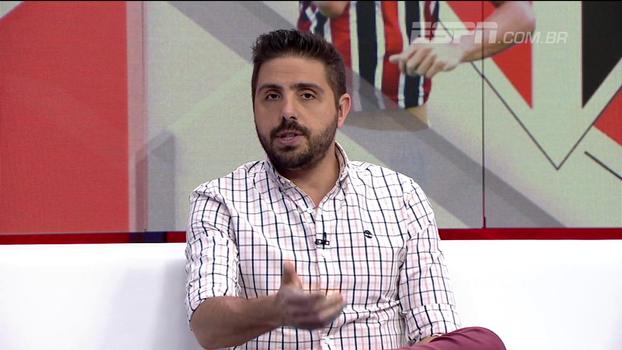 Nicola: Centurión arranja confusão, Boca desiste de contratação e atacante pode voltar ao São Paulo