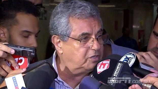 Presidente da Ferj explica tentativa acordo para local do clássico e espera reconsideração de prefei