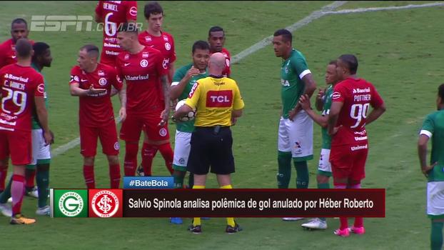 Sálvio analisa marcação 'completamente inexplicável' de Héber Roberto Lopes: 'Erro muito grande'