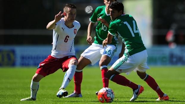 República Tcheca vence a 2ª e México sem pontuar no Torneio sub-21 de Toulon