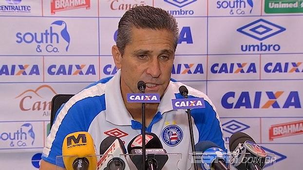 Jorginho explica porque foi expulso e diz que árbitro interferiu em gol do Fla