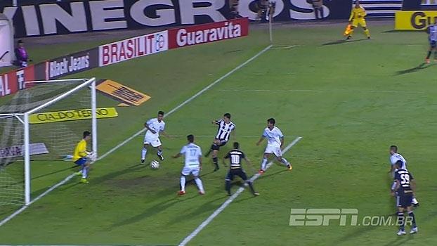 Assista aos gols da vitória do Figueirense sobre o Londrina por 3 a 1!