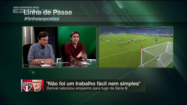 Para Tironi, é vexame São Paulo não garantir permanência antes da Chape: 'Não caiu porque os outros eram ruins'