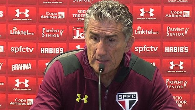 Bauza deixa 'caso Buffarini' nas mãos da Fifa e espera reforços