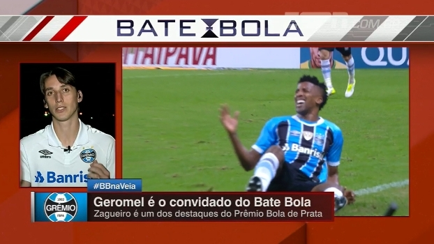 Geromel diz que derrota para o Corinthians se deu pelo adversário se postar  muito bem e d5bd4124f673b