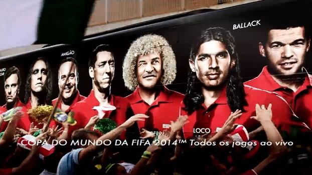Cobertura completa da Copa do Mundo de 2014 com o time mais preparado: Só a #ESPNtem