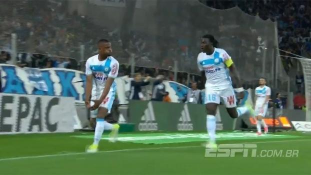 Francês: Gols de Olympique de Marselha 2 x 1 Nice