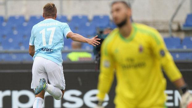 Italiano: Melhores momentos de Lazio 4 x 1 Milan