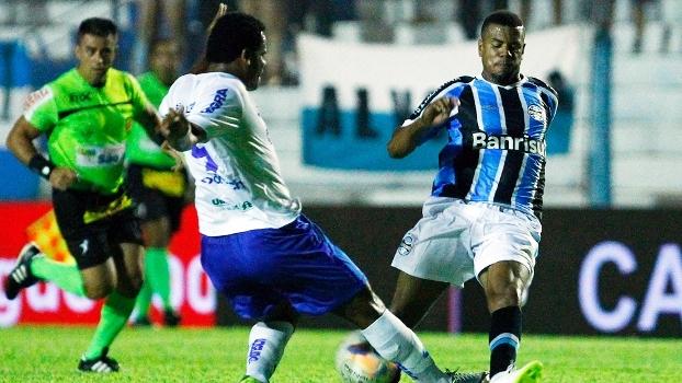 Confira os gols da vitória por 2 a 1 do Aimoré-RS sobre o Grêmio