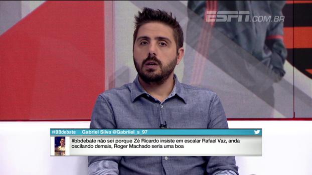 Nicola analisa erros de Zé Ricardo e jogadores em desempenho ruim do Flamengo