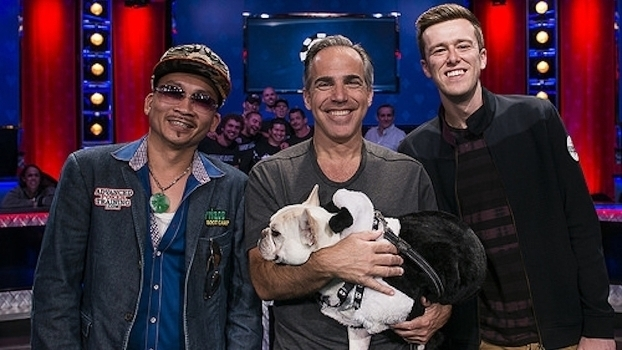 Nguyen, Vayo e Josephy são os três finalistas do Main Event da World Series Of Poker