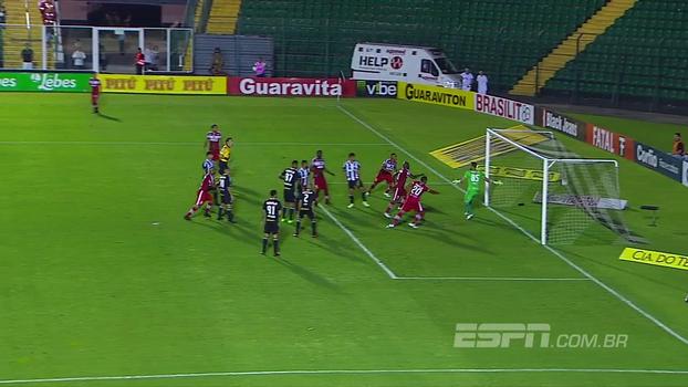 Assista aos gols da vitória do Figueirense sobre o CRB por 3 a 1!