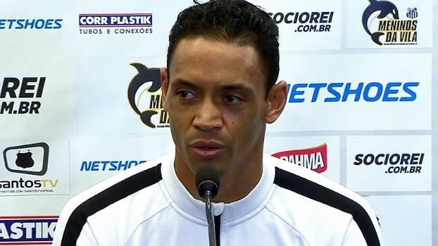 'Meu objetivo é brigar pela artilharia do campeonato', diz Ricardo Oliveira