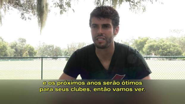Kaká diz o que acha de possível transferência de Neymar para o PSG: 'É uma decisão pessoal'