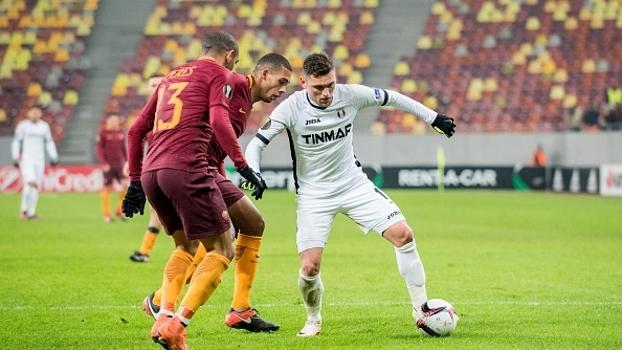 UEFA Europa League: Melhores momentos de Astra Giurgiu 0 x 0 Roma