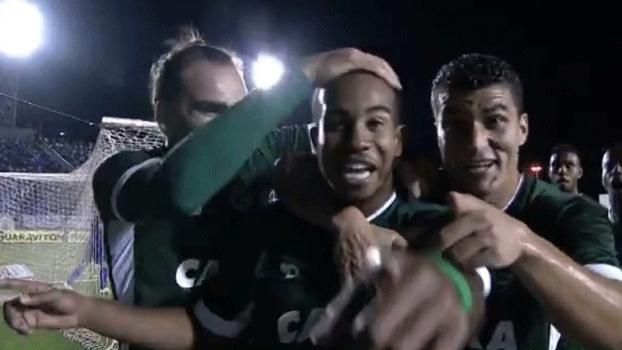 Série B: Gol de Londrina 0 x 1 Goiás