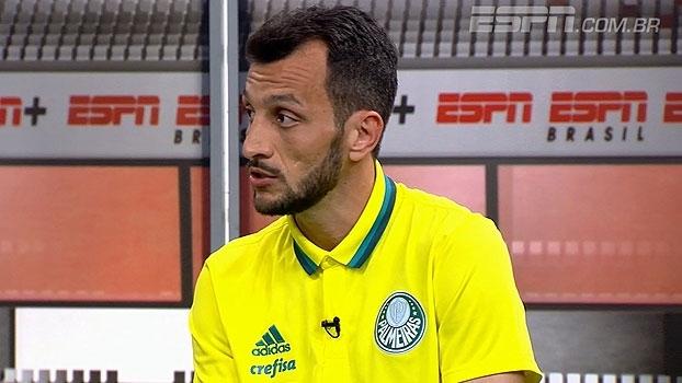 Dracena não vê elenco 'fechado' do Palmeiras: 'Chegam propostas todos os dias'