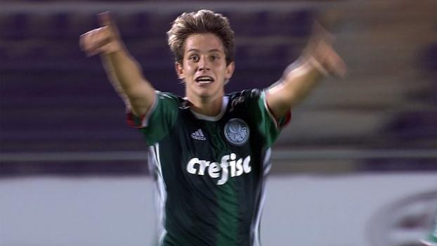Copa SP: Gols de Palmeiras 3 x 2 Paranoá-DF