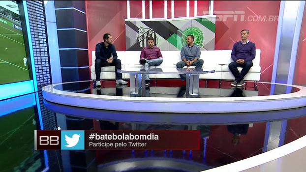 Santos está na briga pelo título? Comentaristas do BB Bom Dia opinam
