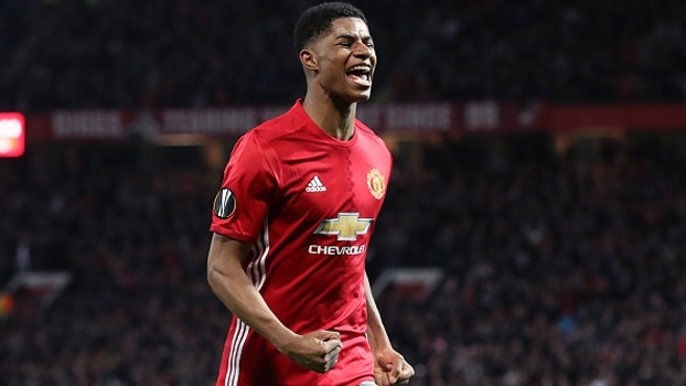 Europa League: Gols de Manchester United 2 x 1 Anderlecht