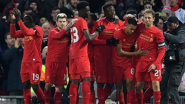 Copa da Liga Inglesa: Melhores momentos de Liverpool 2 x 0 Leeds United