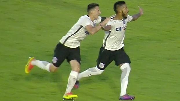 Copa São Paulo: Melhores momentos de Corinthians 2 x 1 Coritiba