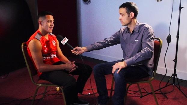 Sánchez compara Arsenal x Tottenham com maiores clássicos do mundo e quer ganhar a Premier League