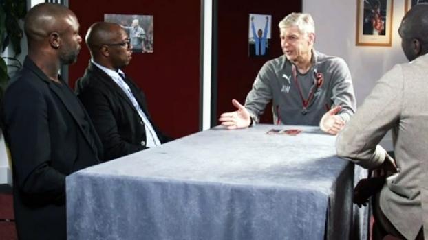 Wenger cita Bellerín e diz: 'O núcleo de um time precisa ter de 23 a 30 anos'