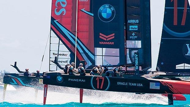 Nova Zelândia abre vantagem sobre os Estados Unidos na America's Cup de iatismo