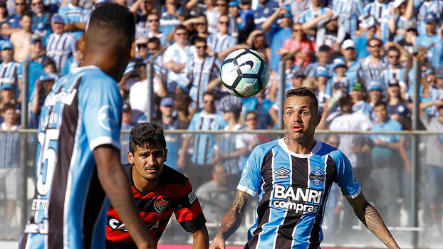 Brasileiro: Gols de Grêmio 1 x 1 Vitória