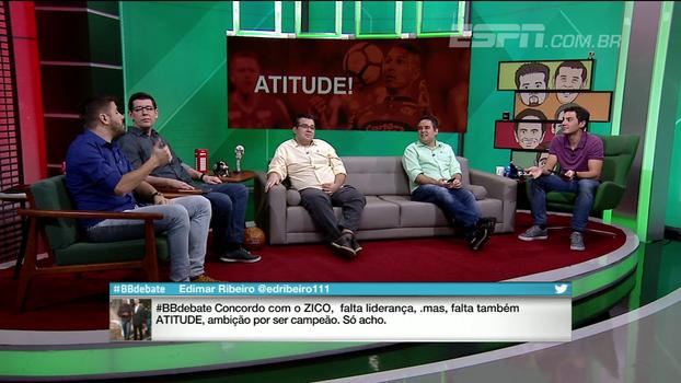 Felipe Melo seria uma boa para o Flamengo? Comentaristas do BB Debate opinam