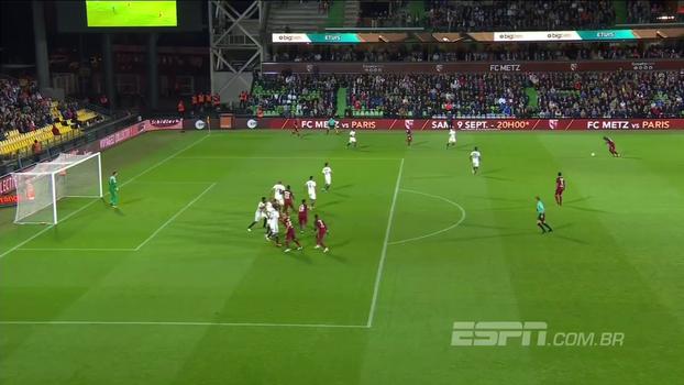Francês: Melhores momentos de Metz 0 x 1 Monaco