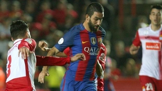 Supercopa da Catalunha: Lances de Barcelona 0 x 1 Espanyol