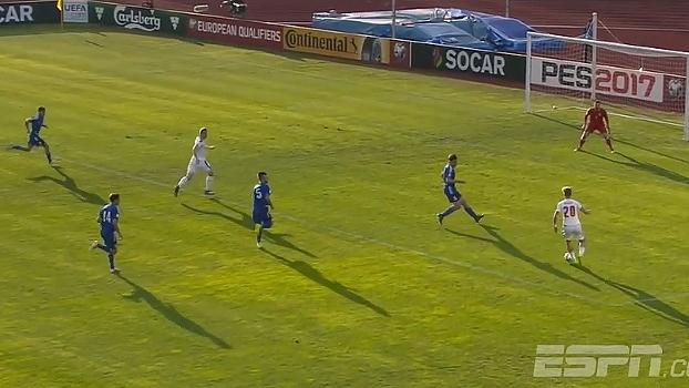 Rep. Tcheca tem começo arrasador e goleia San Marino por 6 a 0 pelas Eliminatórias