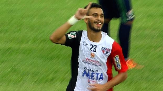49d4881fba Assista aos melhores momentos da vitória do Primavera-SP sobre o Fluminense  por 3 a