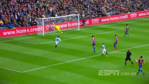 Sapatada de Sané, gaveta de Wijnaldum e jogo coletivo do City; veja os golaços da rodada da Premier League
