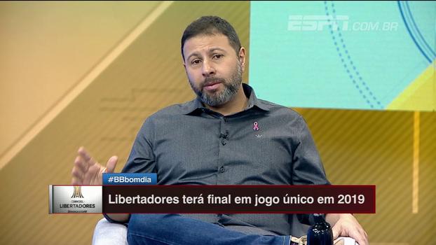 Mario Marra aponta questão de segurança e relembra a maneira que torcidas visitantes são recebidas na Libertadores
