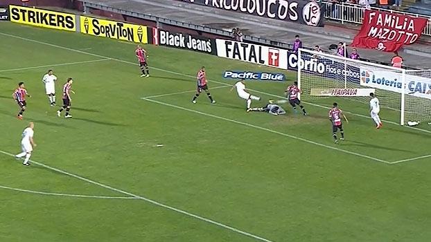 Série B: Gol de Joinville 0 x 1 Avaí