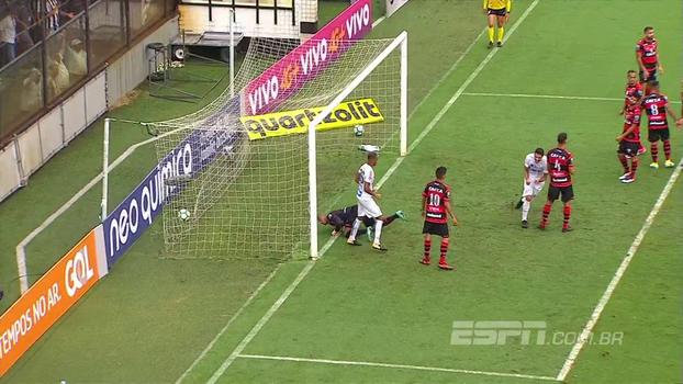 Brasileiro Gol De Santos 1 X 0 Atletico Go Espn
