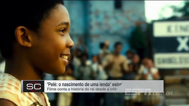 'Pelé: O Nascimento de uma Lenda' estreia dia 26 de outubro