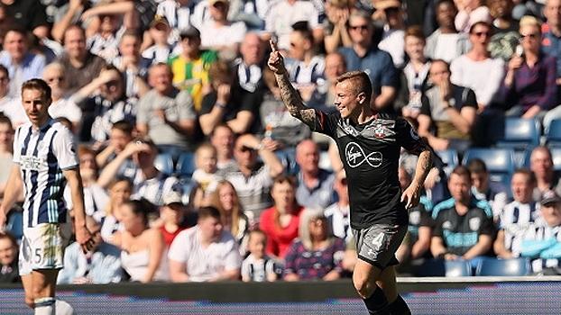 Southampton derrota West Bromwich fora de casa com gol de Jordy Clasie