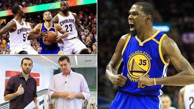 Cavaliers terão força para evitar a varrida? 'NBA Countdown Brasil' analisa
