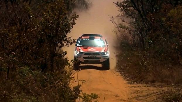 Guilherme Spinelli e Yosseff Haddad vencem a 4ª etapa do Rally dos Sertões