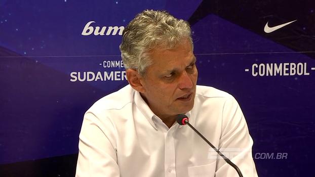 Rueda exalta 'caráter' dos jogadores por entrega: 'Flamengo demonstrou hoje que é fiel à sua história'